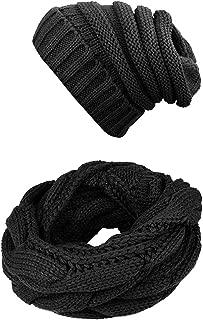 beanie scarf combo