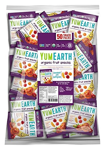 YumEarth Organic Fruit Snacks, 35 Ounce (Pack of 1)