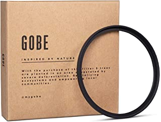 Gobe UV 72mm Japan Optics 16-Layer Multi-Resistant Coated Ultra Violet Filter