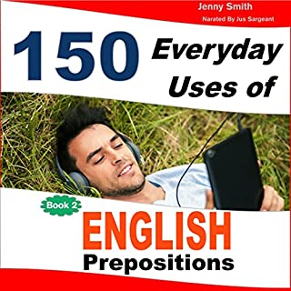 150 Everyday Uses of English Prepositions, Book 2 Titelbild