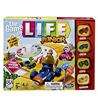 Hasbro B0654 The Game of Life Junior
