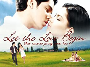 Let the Love Begin- Philippines Filipino Tagalog Movie