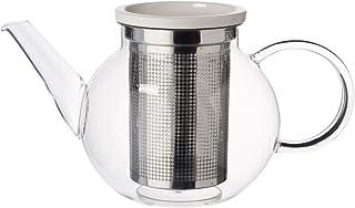 Villeroy & Boch Artesano Hot&Cold Beverages dzbanek do herbaty, szkło borokrzemowe, przezroczysty, 143 mm