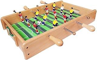 L.TSN Mesa de futbolín de Mesa - Mini fútbol de Mesa portátil/Juego de fútbol con Dos Bolas y Marcador de puntuación para Adultos y niños: Amazon.es: Deportes y aire libre