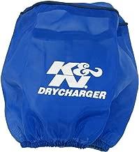 K&N RX-4990DL Blue Drycharger Filter Wrap - For Your K&N 57S-9500 Filter