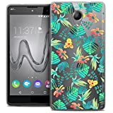 Case for Wiko Robby Ultra Thin Spring Tropical