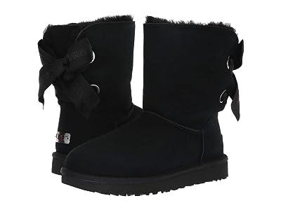 UGG Customizable Bailey Bow Short (Black) Women