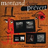 Montand chante Prévert von Yves Montand