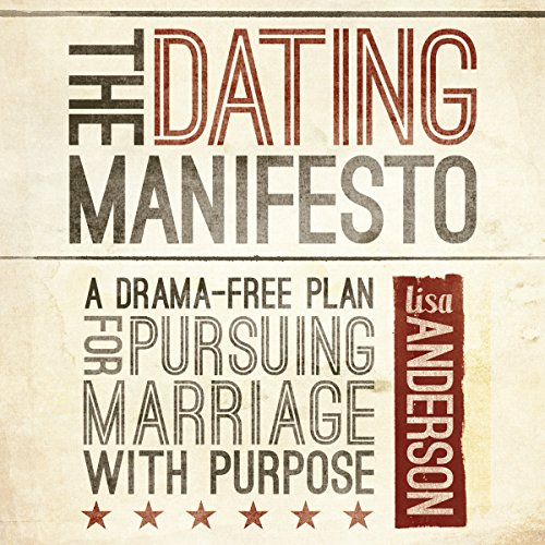 The Dating Manifesto audiobook cover art