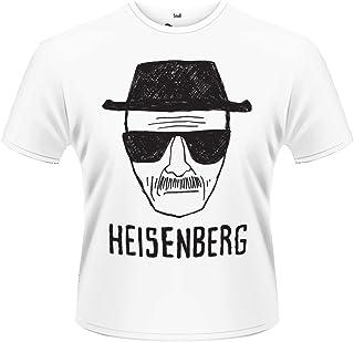 PHM Herren Breaking Bad Heisenberg Sketch T-Shirt