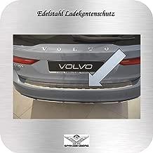 Anno di Costruzione 03.2016 3235578 Spangenberg Protezione paraurti in Acciaio Inox per Volvo V90 II Station Wagon