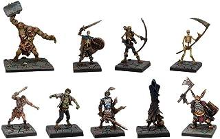 Mantic Games MGDS12 Miniatures Play Set, Multi-Colour