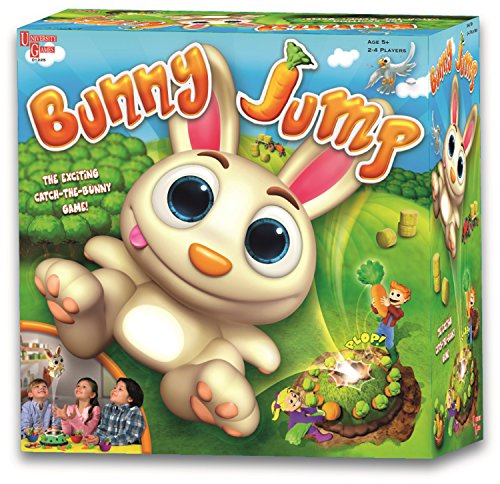 University Games BOX-01225 Bunny Jump Game