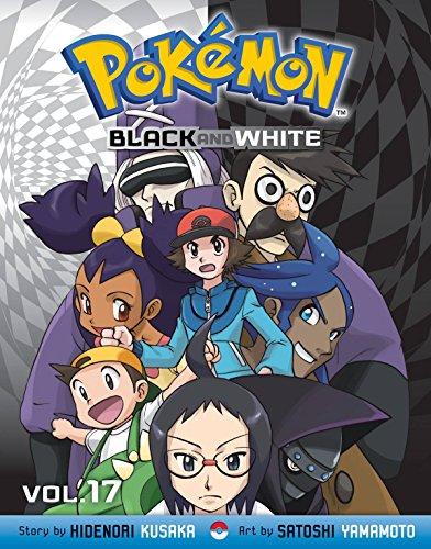 POKEMON BLACK & WHITE GN VOL 17