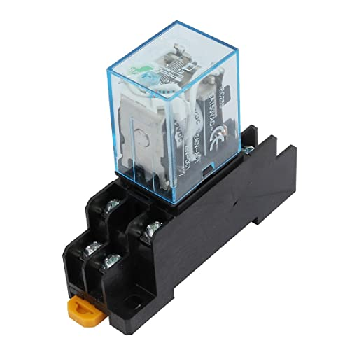 Dc 12v Relay  Amazon Com
