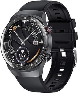 Smart Watch, AK26 Hartslag Bloeddruk Slaapbewaking Bluetooth Waterdichte Fitness Muziek Heren En Dames Slimme Armband Voor...