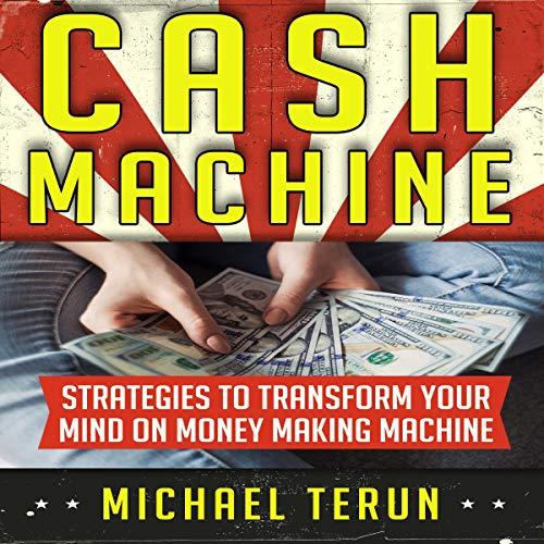 Cash Machine audiobook cover art