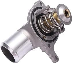 cciyu 902-700 12571261 Engine Coolant Thermostat Housing Kit Water Outlet Thermostat Housing Kit Replacement fit for Chevrolet Express Silverado1500 2500 3500 GMC Sierra 2500 HD 3500