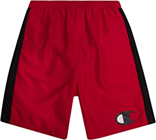 Champion Mens Big and Tall Swim Trunks with Side Stripe...