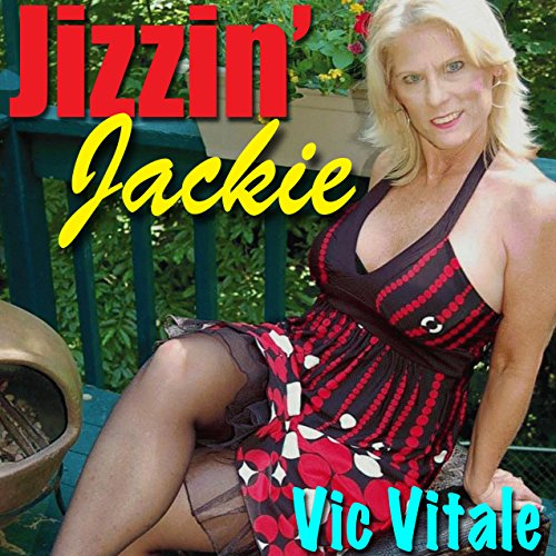 Jizzin' Jackie audiobook cover art