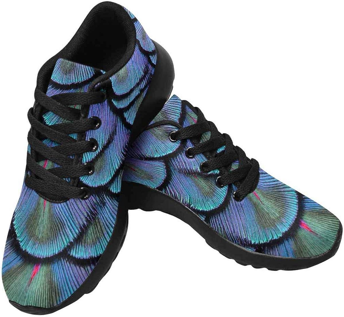 InterestPrint Womens Jogging Sneakers Outdoor Sport Cross Traini