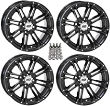 STI HD3 ATV Wheels/Rims Black 14