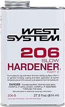 West System 206 Slow Epoxy Hardener (.86-Quart)