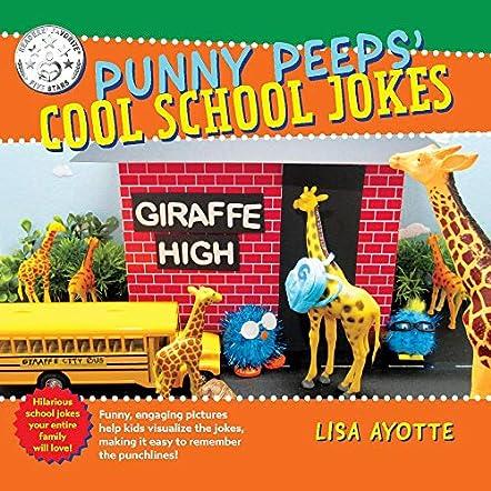 Punny Peeps' Cool School Jokes