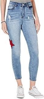Juniors' Star Skinny Jeans