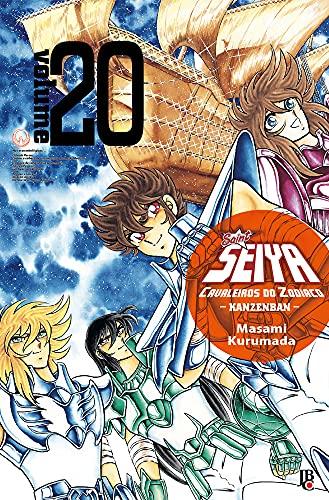 Cavaleiros do Zodíaco – Saint Seiya Kanzenban Volume 20