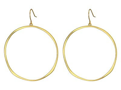 gorjana G Ring Earrings (Gold) Earring