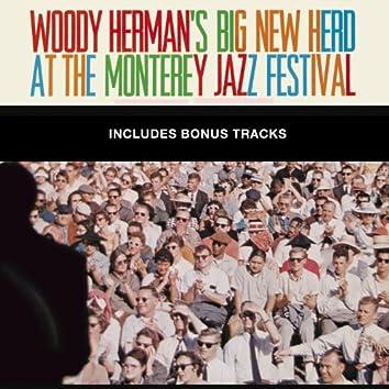 Woody Herman's Big New Herd at the Monterey Jazz Festival (Bonus Track Version)