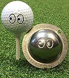 Tin Cup Eyes on The Prize Golf Ball Custom...