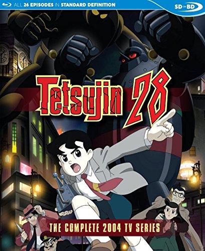 Tetsujin 28: Complete 2004 Tv Series [Blu-ray]