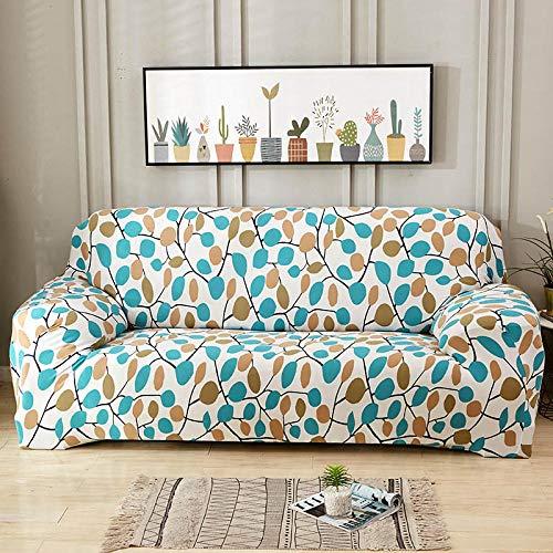 Funda de sofá elástica Jacquard,fundas para sofátodo incluido antideslizante seccional en forma de L funda para sofá de esquina funda elástica para sofá 1/2/3/4 plazas-11_3-plazas (195-230cm)