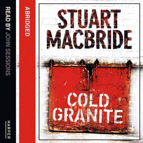 Cold Granite audiobook cover art