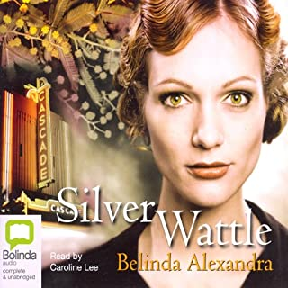 Silver Wattle audiobook cover art