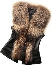 Nevera Women Faux Fur Vest Jacket Sleeveless Winter Body Warm Coat Waistcoat Gilet