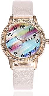 FAPIZI Gift Watch Women{Fashion}Leather Band/Analog/Quartz Round{Wrist Watch}Watches