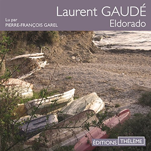 Eldorado audiobook cover art