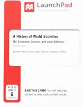 Launchpad for A History of World Societies (Six-Month Access)