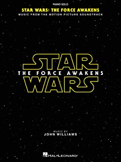 Star Wars: The Force Awakens (Piano Solo