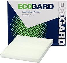 ECOGARD XC35644 Premium Cabin Air Filter Fits Toyota Tacoma / Dodge Dart / Pontiac Vibe