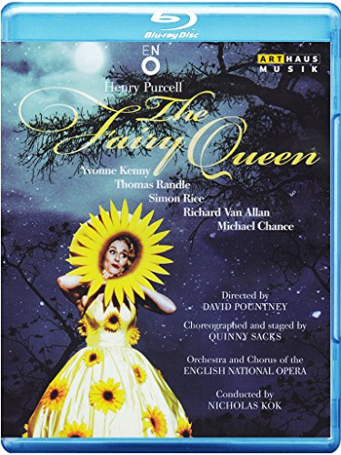 Henry Purcell: Fairy Queen [Blu-ray] [Import]