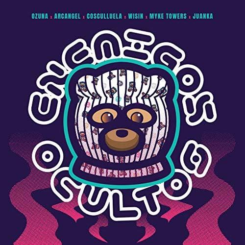 Ozuna, Wisin & Myke Towers feat. Arcangel, Juanka & Cosculluela