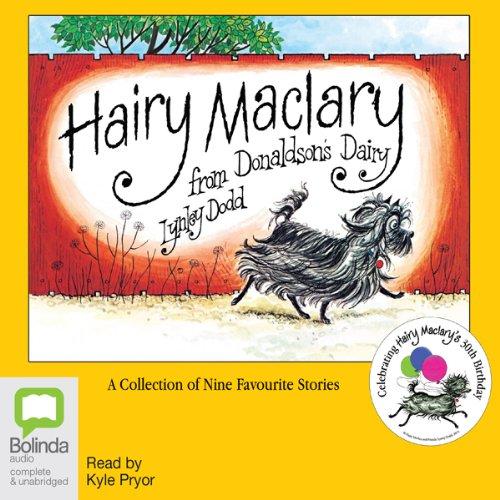 Hairy Maclary cover art
