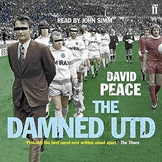 The Damned Utd cover art