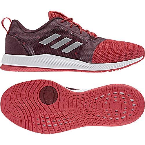 adidas Cool TR – Chaussures de Running pour Femme, Rose – (rosbas/Plamet/Granat) 43 1/3