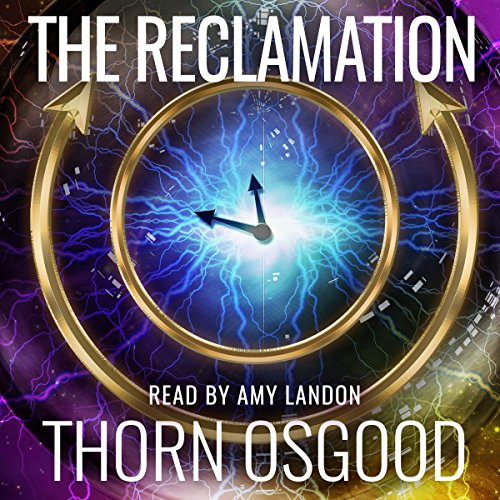 The Reclamation audiobook cover art