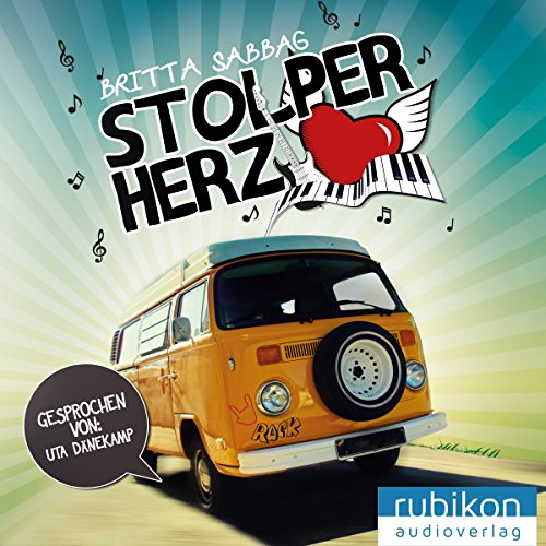Stolperherz audiobook cover art